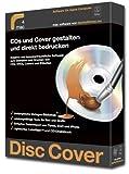 Disc Cover: CDs und Cover gestalten und direkt bedrucken. Kreative und benutzerfreundliche Software zum Gestalten und Drucken von CDs, DVDs, Covern und Etiketten