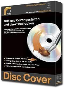 Disc Cover: CDs und Cover gestalten und direkt bedrucken
