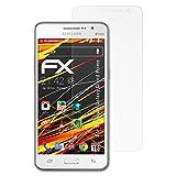 atFolix Folie für Samsung Galaxy Grand Prime Displayschutzfolie - 3 x FX-Antireflex-HD hochauflösende entspiegelnde Schutzfolie