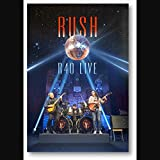 Rush: R40 Live (3 CD + Bluray) (Audio CD)