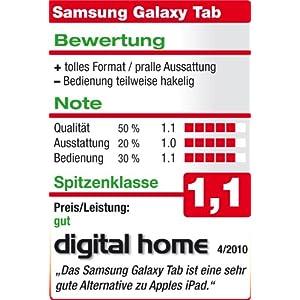 Samsung Galaxy Tab P1000 (import Allemagne): Amazon.fr: Informatique