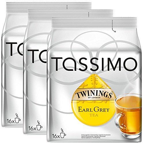 Bosch Tassimo - 16 Cápsulas Discos T