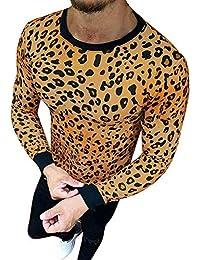 Suchergebnis auf für: Leoparden Shirt Herren