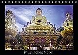 Mystisches Nepal - Am Fuße des Himalaya (Tischkalender 2019 DIN A5 quer): Landschaft, Kultur und Tempel (Monatskalender, 14 Seiten ) (CALVENDO Orte)