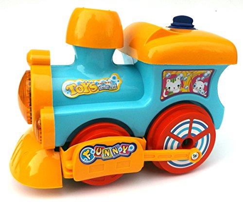 Brigamo 8247-➠ pompas jabón Locomotora pompas