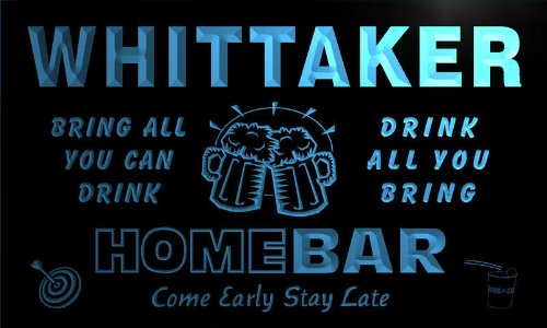 q48270-b-whittaker-family-name-home-bar-beer-mug-cheers-neon-light-sign