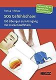 SOS Gefühlschaos: 100 Übungen zum Umgang mit starken Gefühlen. Kartenset für die Jugendlichenpsychotherapie (Beltz Therapiekarten) - Robert Rossa, Julia Rossa