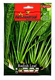Radish Leaf seeds (Made in Spain) by Agrimaxgroup®