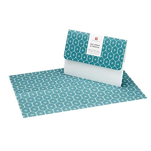 Coastal heritage le meilleur prix dans amazon savemoney english heritage sea spray and freesia fragranced scented drawer liners fandeluxe Image collections