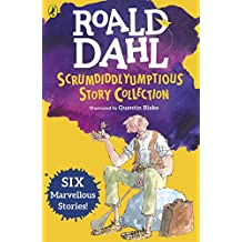 Roald Dahl's Scrumdiddlyumptious Story Collection: Six Marvellous Stories Including The BFG and Five Other Stories (Roald Dahl Box Set)