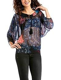 Desigual Blusa Sara - L