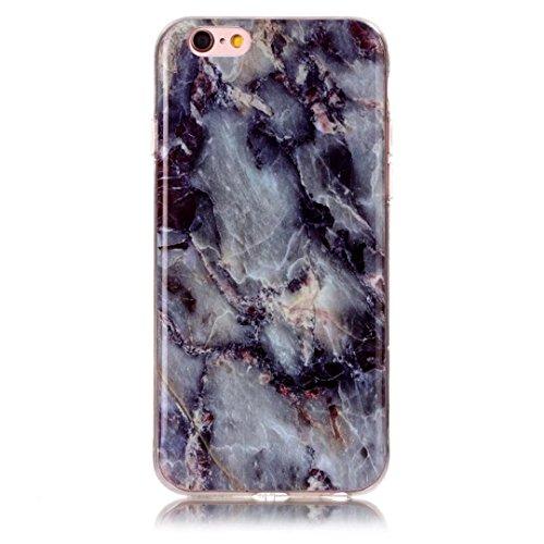 iPhone 6s / iPhone 6 case,DaYanGeGe TPU Gel Silicone Protettivo Skin Custodia Protettiva Shell Case Cover Per iPhone 6s / iPhone 6 - Marmo Design L05