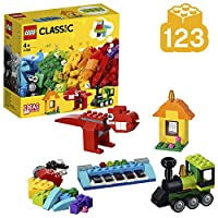 Lego 11001 Activity & Amusement For Girls 4 Years & Above,Multi color