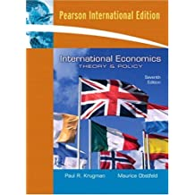 International Economics: Theory and Policy: International Edition
