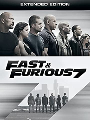 Furious 7 - Extended