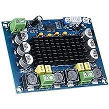 Módulo Amplificador Doble Canal Audio Poder 120W + 120W Tablero Digital de Amplificador Estéreo Amplificar DIY