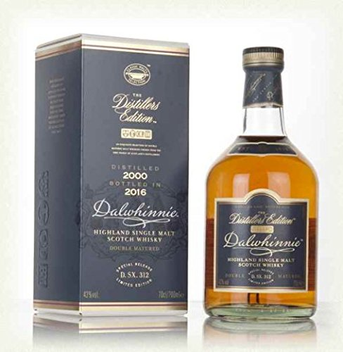 Dalwhinnie The Distillers Edition Single Malt Scotch Whisky, 70cl