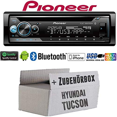 Pioneer Radio Data System (RDS)