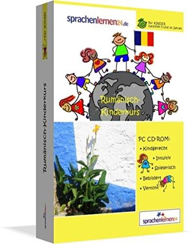 Rumänisch-Kindersprachkurs von Sprachenlernen24: Kindgerecht bebildert und vertont für ein...