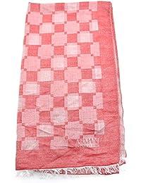 e0afe143fd4 ... Shoulder Bags   Emporio Armani. ARMANI COLLEZIONI WOMAN PASHMINA SCARF  BLUE OR RED CODE 695206 7P731