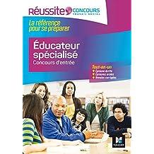 Réussite Concours - Educateur spécialisé - Concours d'entrée - Nº38