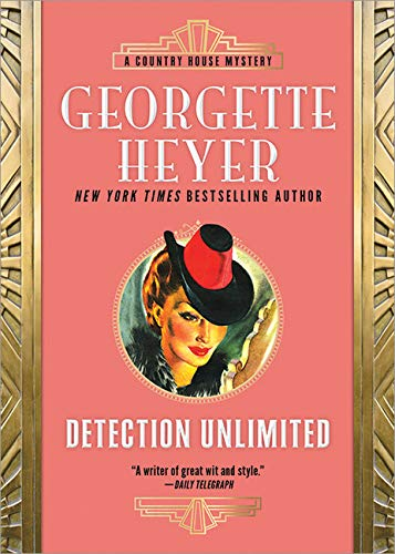 Detection Unlimited (Country House Mysteries)