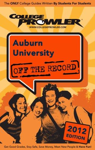 Auburn University 2012 (English Edition)
