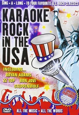 Karaoke Rock in the USA [Import anglais]