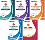 Mahendra's SSC Kit English_2019 Latest Material (Combo of 5) I SSC BOOK / SSC CGL / CPO / CHSL / GD CONSTABLE / STENOGRAPHER