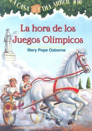 La Hora De Los Juegos Olimpicos (La Casa Del Arbol / Magic Tree House)
