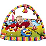 KiddosCare Play Gym and Baby Bedding Set (Multicolor)