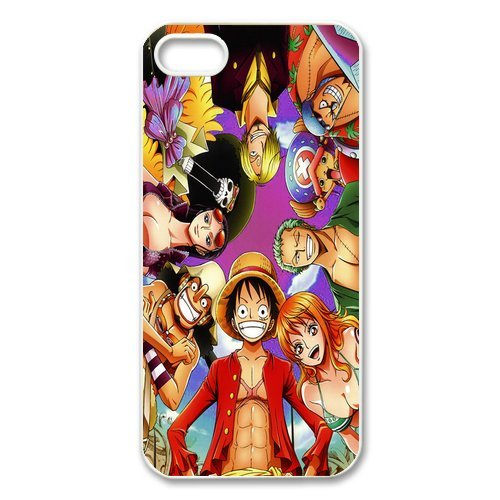 Etui iPhone 5S, iPhone 5Case, coque pour iPhone 55S Motif One Piece Designs Back Case Cover For Apple iPhone 55S, Apple iPhone 5s Coque de protection Case Cover