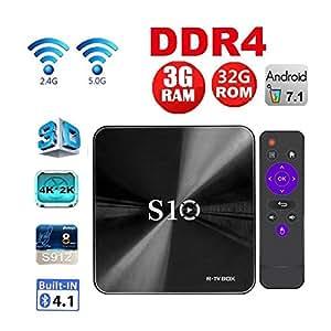 linstar r tv box s10 wifi tv box amlogic 912 octa cora electronics. Black Bedroom Furniture Sets. Home Design Ideas