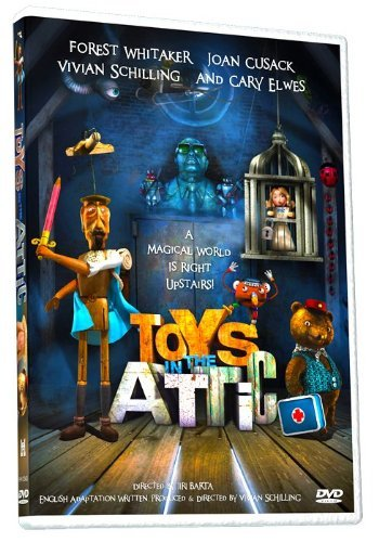 Toys in the Attic by Forest Whitaker