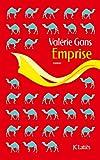 Emprise : roman | Gans, Valérie. Auteur