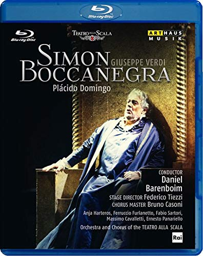 Giuseppe Verdi: Simon Boccanegra [Blu-ray]