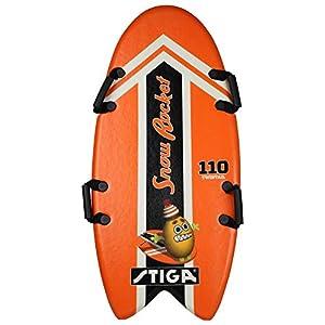 Stiga Kinder Snow Rocket 110 Twintail orange Foamboard, 110 cm
