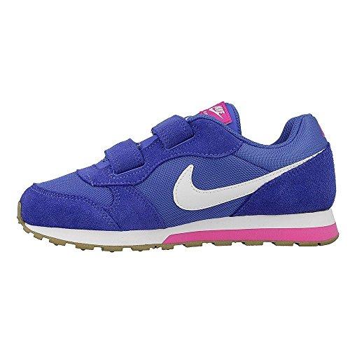 Nike Air Vortex Sneaker Damen COMET BLUE/WHITE-FIRE PINK-KHAKI