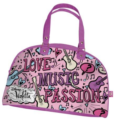 Smoby-86251-Freizeit Kreative-Tasche Weekender-Violetta-Color Me Mine