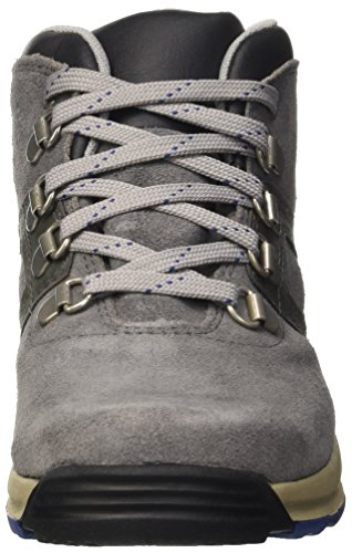 Timberland Unisex-Kinder Gt Scramble_gt Scramble Wp Leather Mi Kurzschaft Stiefel Grau (Graphite silk Suede)
