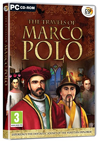 The Travels of Marco Polo (PC CD) UK IMPORT