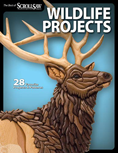 8 Favorite Projects & Patterns (Scroll Saw Woodworki) ()