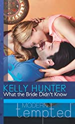 What the Bride Didn't Know (Mills & Boon Modern Tempted) (The West Family, Book 3)