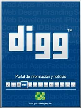 Digg: Portal de información y noticias de [Media Agency, Green]