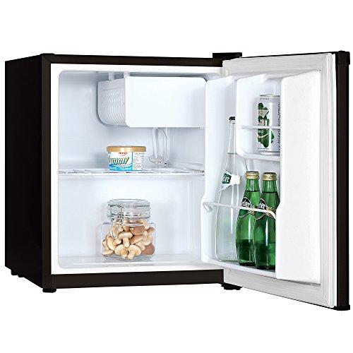 51PlOJzox L. SS500  - Igenix IG3711BL Table Top Fridge with 47 Litre Capacity, 4 Litre Freezer Compartment, 1 Shelf, Reversible and Lockable…