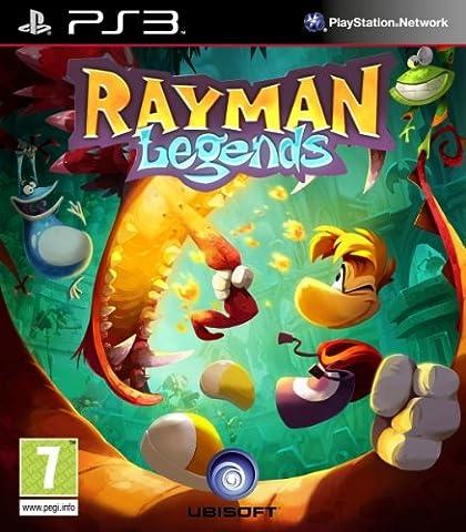 GIOCO PS3 RAYMAN LEGENDS