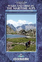 Walks and Treks in the Maritime Alps by Gillian Price (2010-01-01)