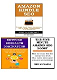 3 in 1 AMAZON SEO bundle: AFFILIATE MARKETING KEYWORD RESEARCH & FIVE MINUTE AMAZON (PRODUCT LISTING & KINDLE) SEO BOOST & AMAZON KINDLE SEO (English Edition)