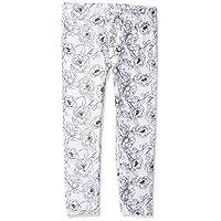 OVS Girl's 191LEG031-230 Trousers, White (Brilliant White 2849), Size 8-9