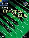 Produkt-Bild: Schott piano lounge:  Christmas Dreams. 24 famous Christmas songs